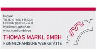 Referenzen QT-Development Thomas Markl